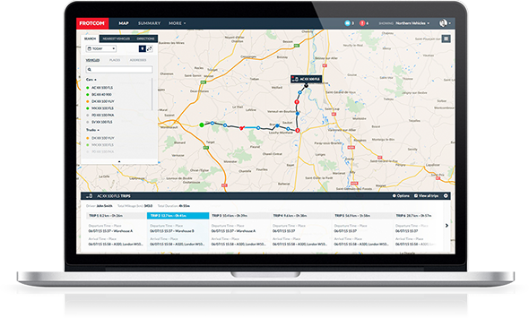 GPS vehicle and asset tracking
