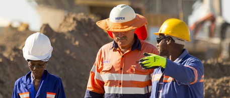 CS - De Beers Exploration Botswana – Exploring and benefitting with Zero Harm and managerial effectiveness… - Employees working in Botswana