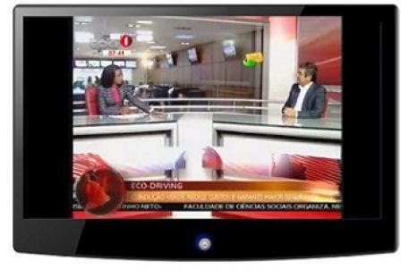 """Blog - Frotcom Angola's Director on """"Bom dia Angola"""""""