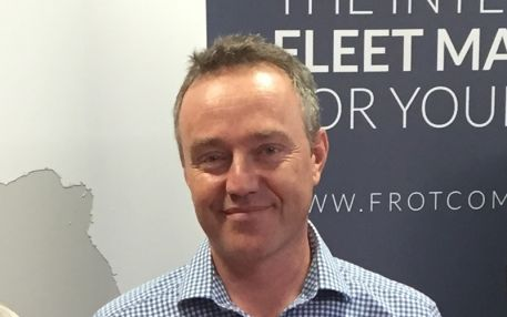 Clive Taylor - Commercial Director at Frotcom International