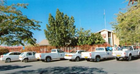 CS - Keetmanshoop Municipality reduces unauthorized vehicle use by 95% with Frotcom