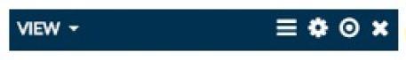 Frotcom's vehicle info box mode - Docked mode
