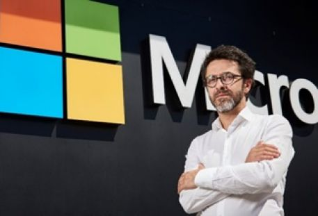João Tedim, Cloud and Enterprise Business Group Lead at Microsoft Portugal