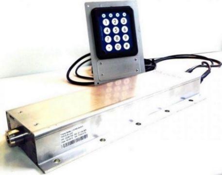 New Hi-Tech locking system operated via Frotcom