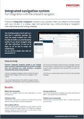 Integrated navigation system_thumbnail