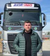 Robert Alushi, Manager of Alushi-Trans