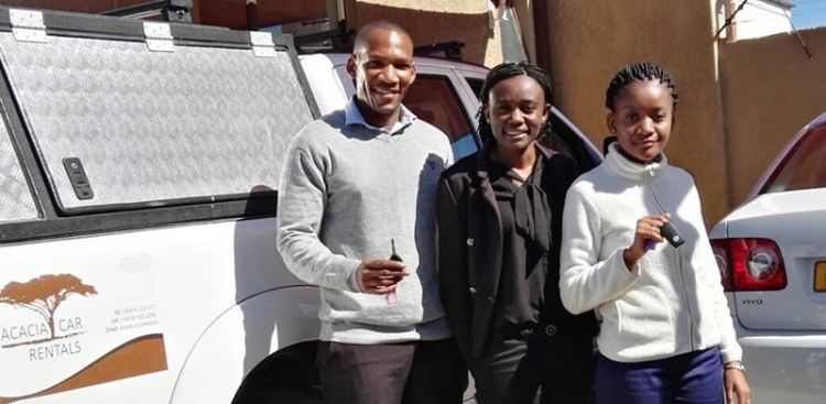 Blog - Acacia Car Rentals' staff
