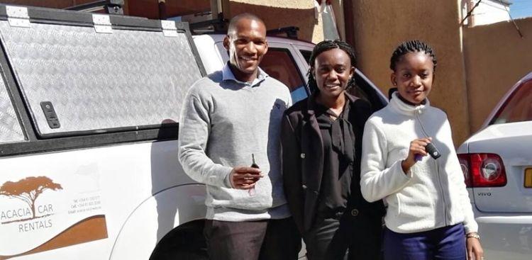 Blog - Acacia Car Rentals' staff