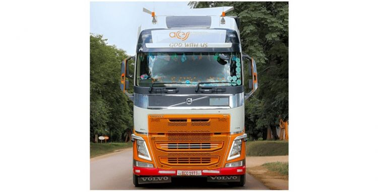 Access Logistics uses Frotcom to monitor its fleet in South and Central Africa countries