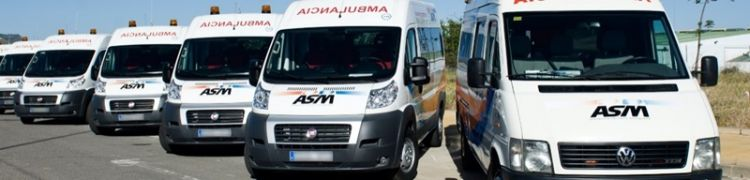 ASM ambulances deliver a better emergency response with Frotcom