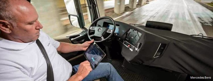 Autonomous Vehicles - Driving the future of commercial fleets?