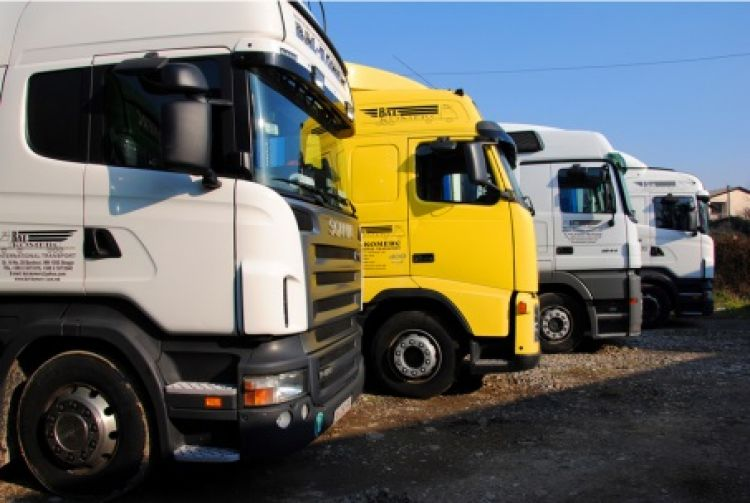 Bal-Komerc slashes costs and improves fleet maintenance with Frotcom
