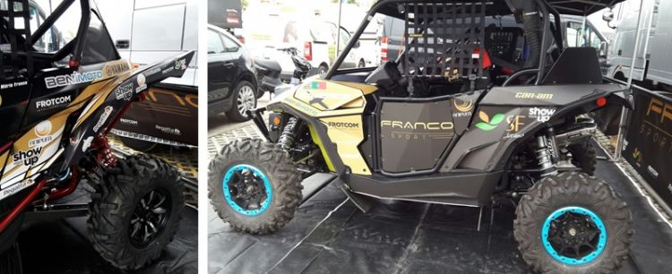 Yamaha YXF 1000R SS SE | Can Am Maverick Turbo UTVs (Utility Task Vehicle)