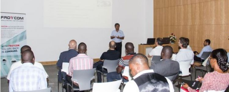 """Frotcom Angola holds """"Cost Containment is a Business Opportunity"""" event"""