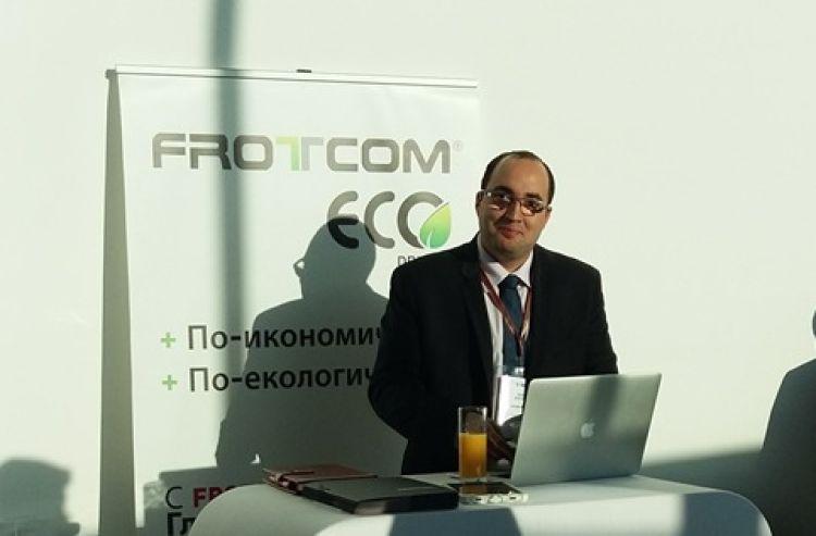 Delyan Kostov, CEO at Frotcom Bulgaria
