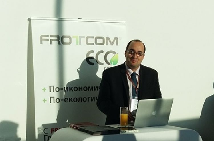 Delyan Kostov, CEO at Frotcom Bulgaria