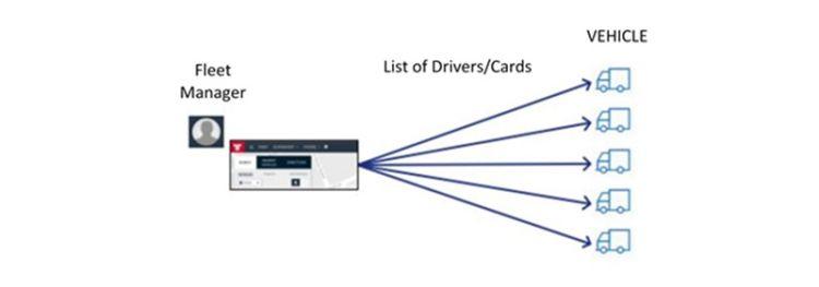 Frotcom Drivers whitelists