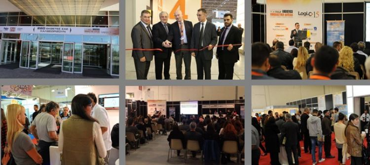 Frotcom Greece shines at Supply Chain & Logistics Expo 2015