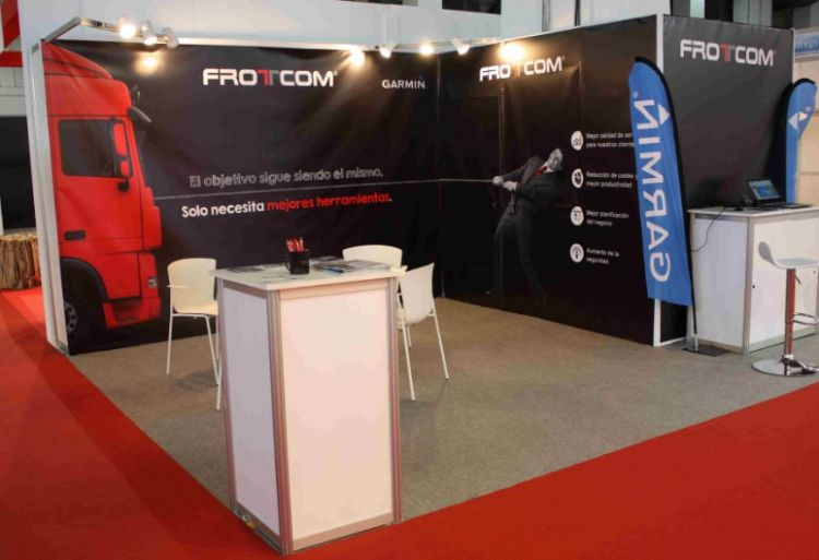 Blog - Frotcom Spain showcases at SIL 2015