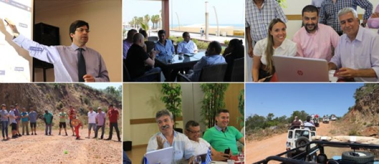 Blog - Frotcom Team met in Portugal for the 5th Frotcom Annual Meeting