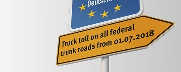 Germany extends truck tolls on federal roads