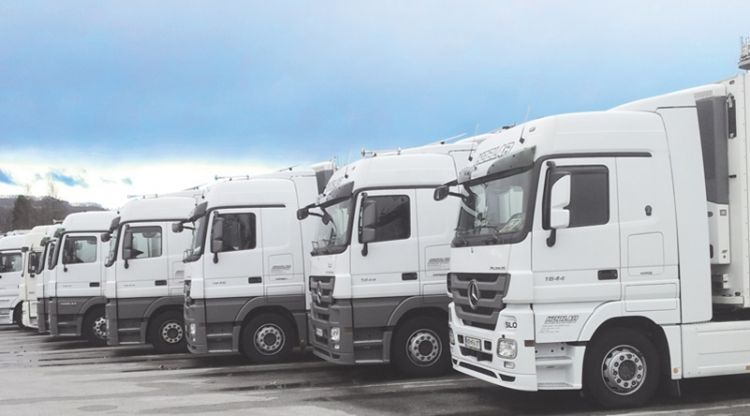 Damijan supera os desafios de logística e reduz os custos de combustível usando o Frotcom