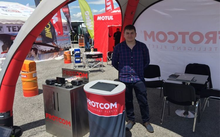 Frotcom Bulgaria at the 6th edition of the KAMIONI Truck Show