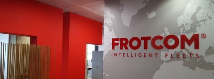 Frotcom International has got a new office!