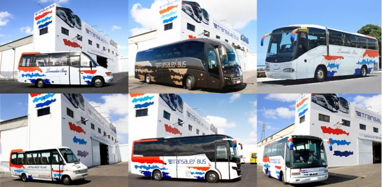 Transalex Bus raises the bar for quality passenger services with Frotcom