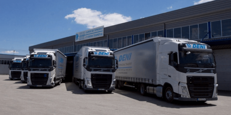 Deni Internacional reduces costs with Frotcom