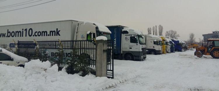 Bomi10 Logistik fleet
