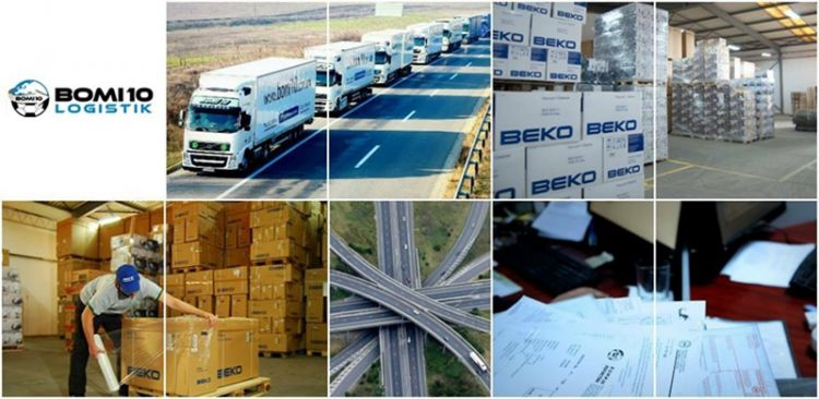 Bomi10 Logistik is improving delivery times with Frotcom