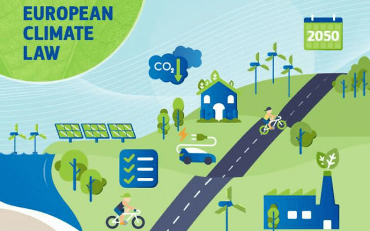 Brussels is calling for climate neutrality in 2050