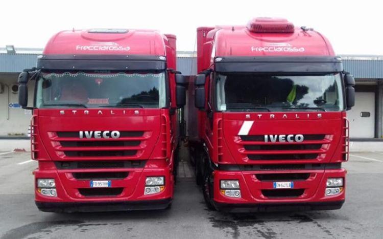 Frecciarossa Trasporti e Logistica - Frotcom