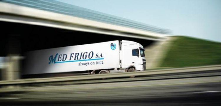 Med Frigo is in command!