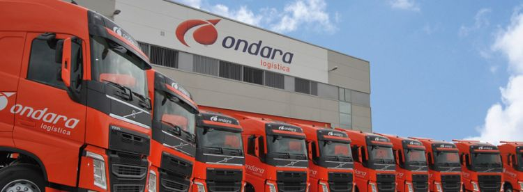 Fleet of Ondara Logísitca