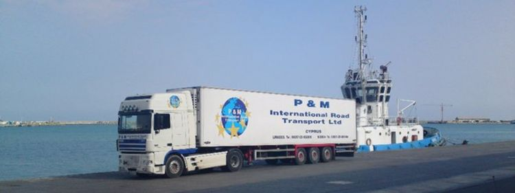 P&M improves Road Transport Management with Frotcom