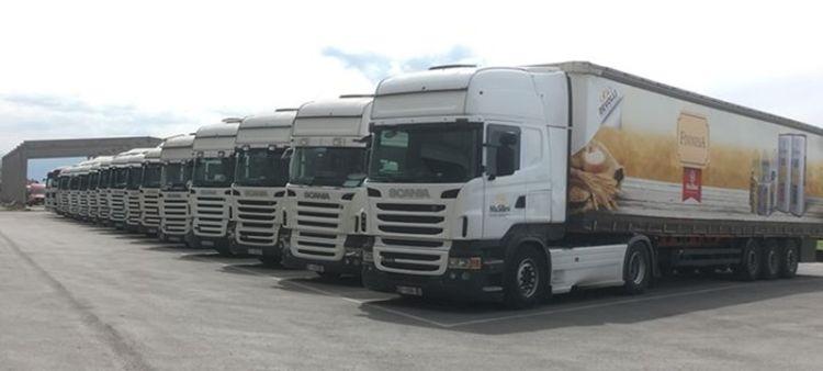 Devolli Corporation's fleet