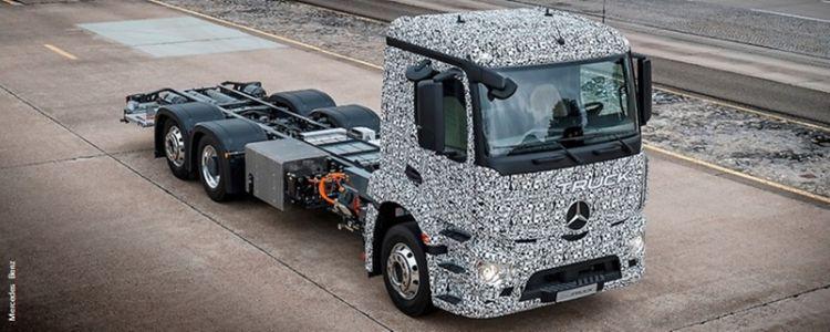 Electric truck sales: Up ten times in ten years