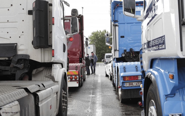 European Parliament approves major reform of the road transport sector