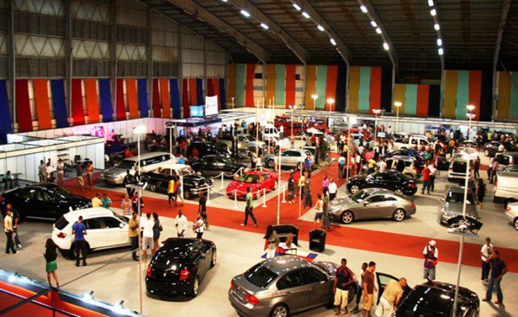 Expoauto - salão automóvel de cabo Verde