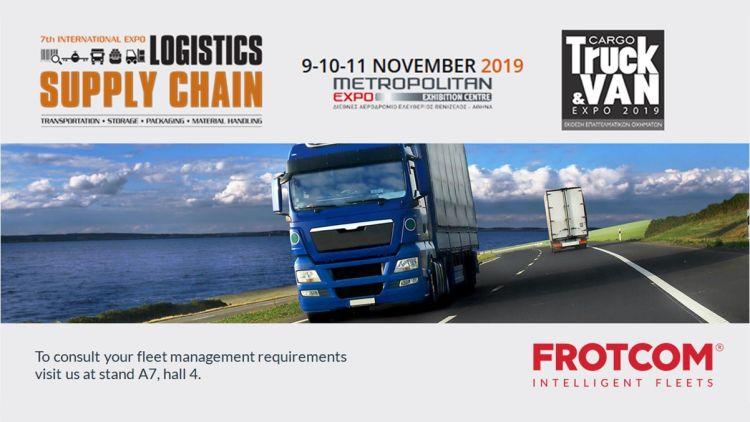 Frotcom at Cargo Truck & Van 2019