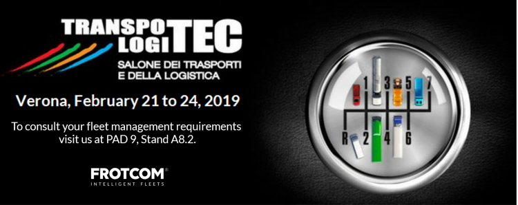 Frotcom - Transpotec 2019