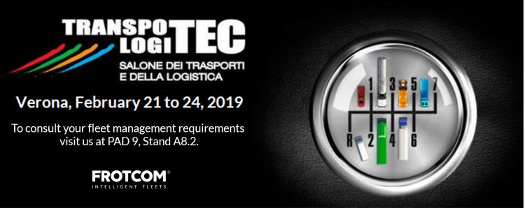 Frotcom - Transpotec 2019