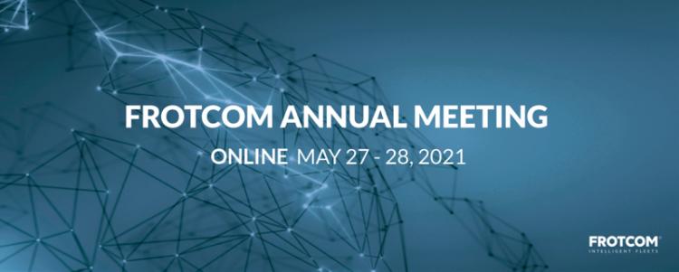 Годишната среща на Frotcom 2021 събира онлайн партньори от цял свят - Frotcom