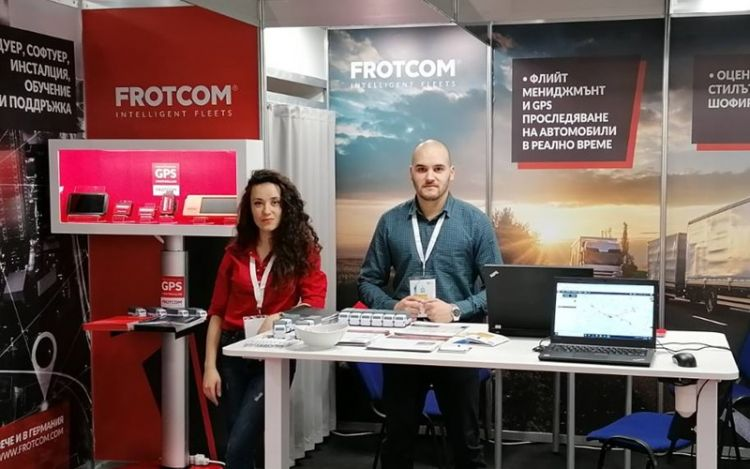 Frotcom at Architectural Building Week in Bulgaria