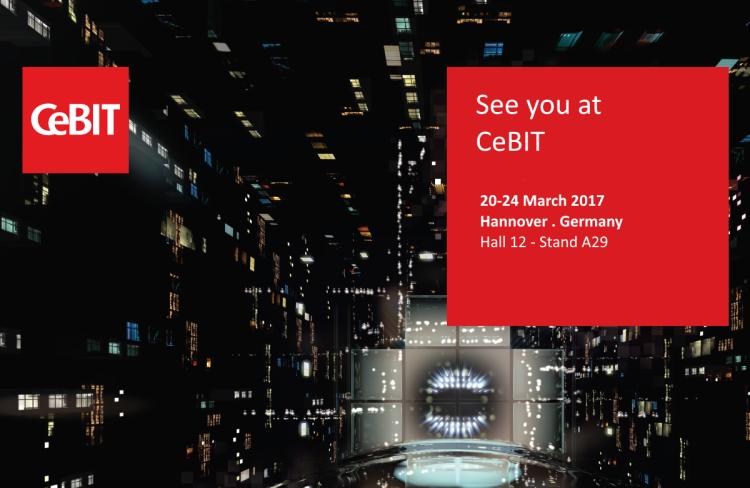 Frotcom at CeBIT 2017