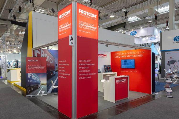 Frotcom at IAA 2018 - Germany