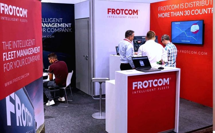 Frotcom demonstrates fleet intelligence at IAA Commercial Vehicles 2018