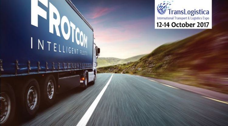 Frotcom at translogistic - Romania - 2017